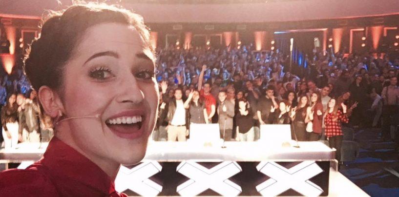 FOTO/ Italia's Got Talent, Avellino e il Teatro Gesualdo si rifanno il trucco: città invasa da curiosi