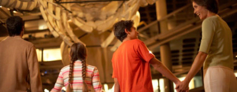 Risultati immagini per famiglie al museo