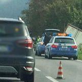 Incidente sul Raccordo Salerno Avellino a Montoro, traffico in tilt