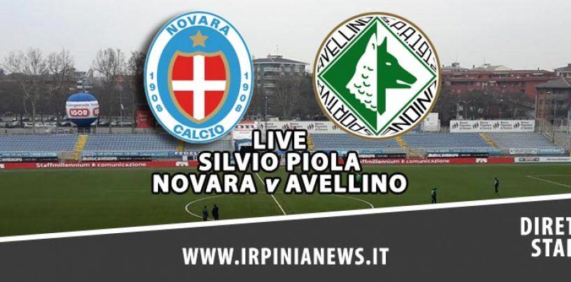 LIVE SILVIO PIOLA/ Novara-Avellino in diretta