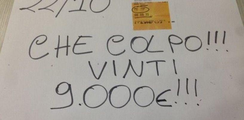 Terno della felicità sulla ruota di Napoli, gioca 5 euro e ne vince 9mila