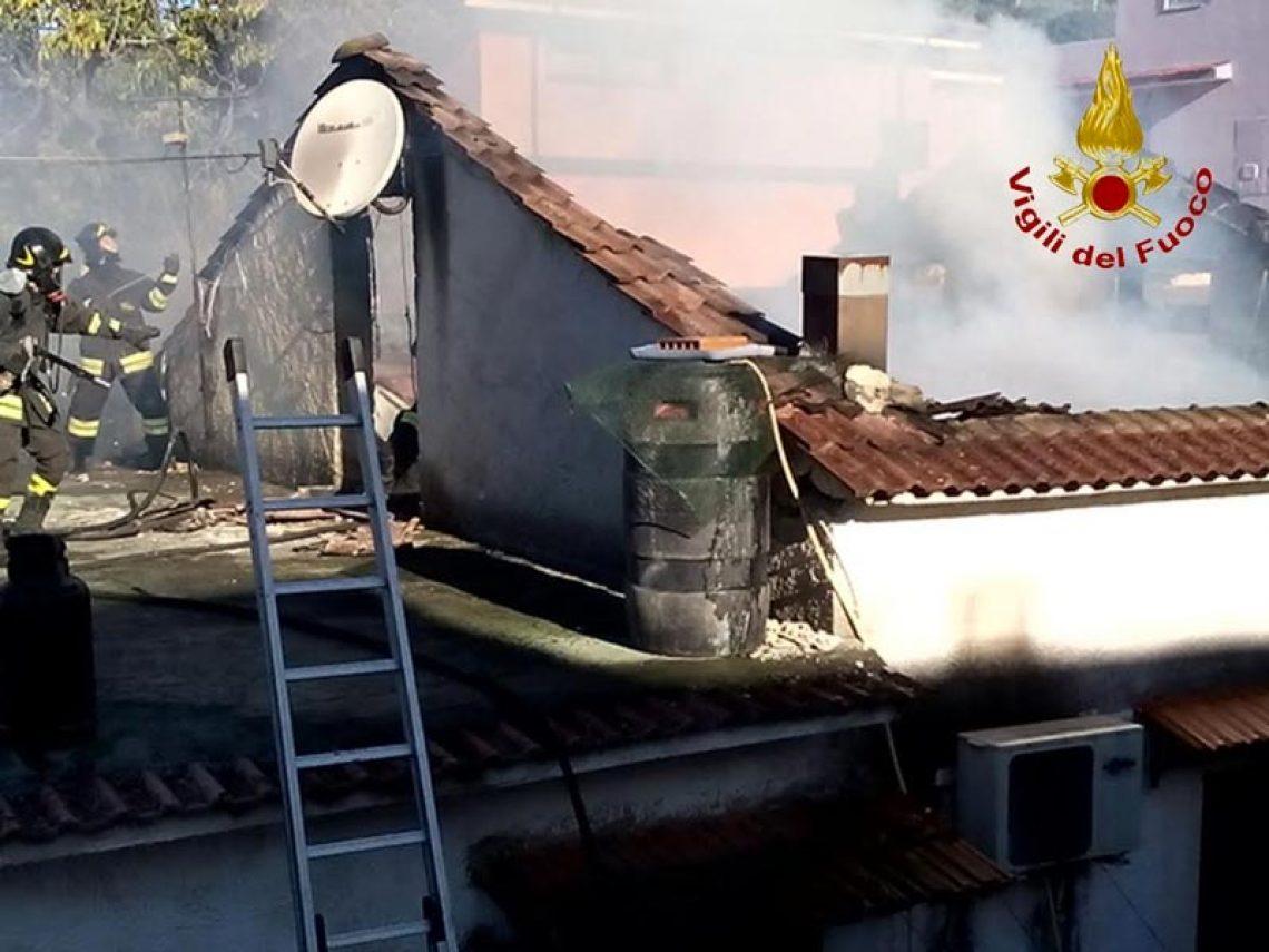 Pago del Vallo di Lauro, intervento dei vigili del fuoco