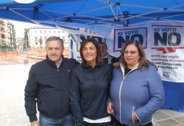 """VIDEO/ Referendum, il No di Renata Polverini: """"Contro tutti i Fiorito d'Italia che non ci rappresentano"""""""