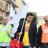 Sibilia, Fico e Fraccaro sabato pomeriggio in marcia per il No