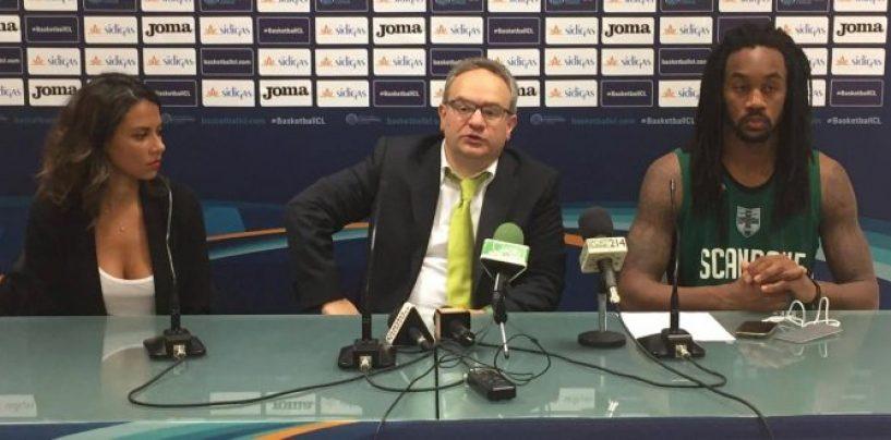 """Avellino batte Strasburgo, Sacripanti: """"Il DelMauro ci ha trascinato al successo"""""""