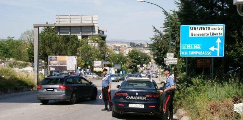 """Benevento, operazione """"Alto Impatto"""": un arresto, sei denunce e sei segnalazioni"""