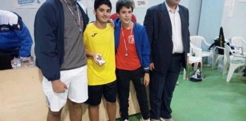 """Torneo Challenge di Badminton Memorial Antonio Masullo, alunni del Convitto """"Colletta"""" in prima linea"""