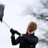 Bufera di vento di grecale su Avellino, raffiche fino a 129 km/h