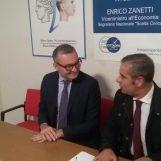 """Referendum, il viceministro Zanetti ad Avellino: """"Sosteniamo il cambiamento. Fronte del no? Un'accozzaglia indistinta"""""""