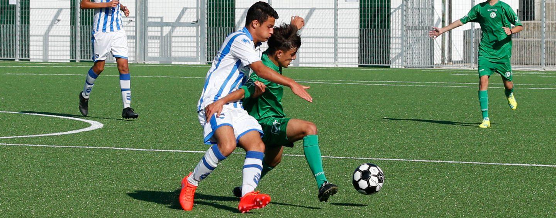 Avellino Calcio – Selezione Sud: due Under 15 in azzurro