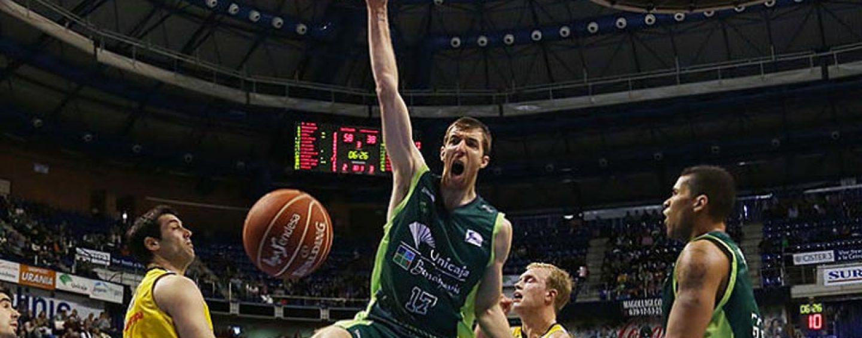 Basket, tegola per l'Iberostar Tenerife: contro Avellino mancherà Fran Vázquez