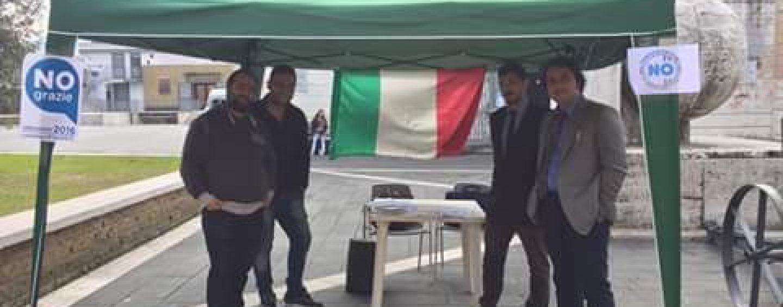 Comitati per il NO, incontro formativo ad Avella