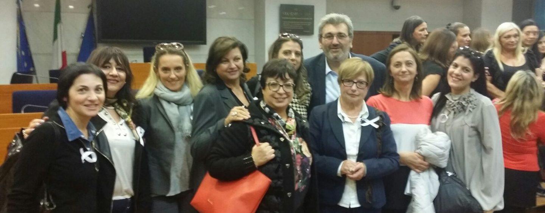 Giornata violenza sulle donne, Gambardella e Mele presenti all'incontro della Regione Campania