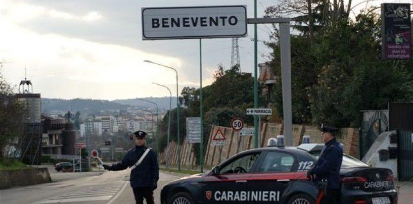 Benevento, alla guida senza assicurazione: denunciate