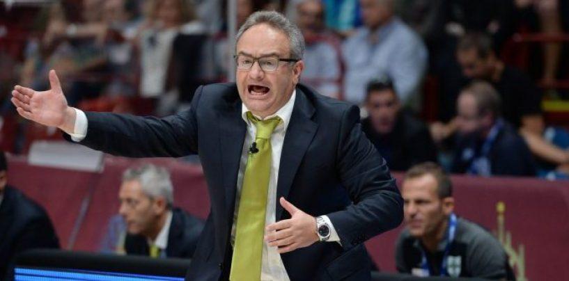 """Champions, Sacripanti carica la Sidigas: """"Vietato sbagliare, vogliamo il primo posto"""""""