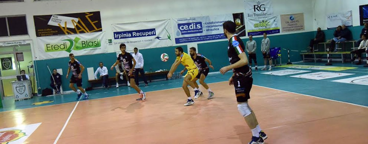 Il tie-break sorride al Net&Atripalda Volley, vittorie importanti in serie C e D