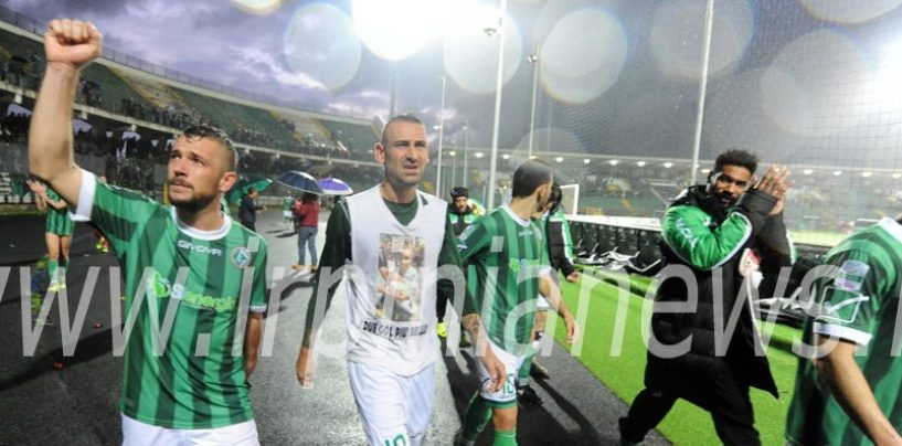 Avellino-Pisa 1-0, la fotogallery di Irpinianews