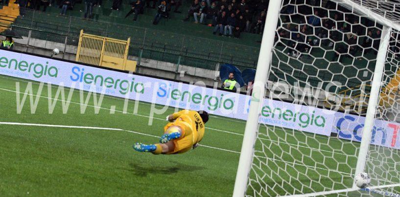 Ci pensa D'Angelo a metà: l'Avellino piega il Pisa. Rivivi il live
