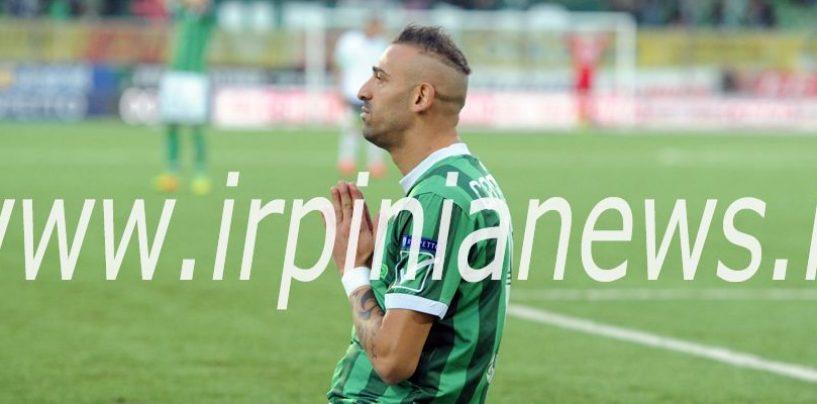 Avellino Calcio – Castaldo getta la spugna