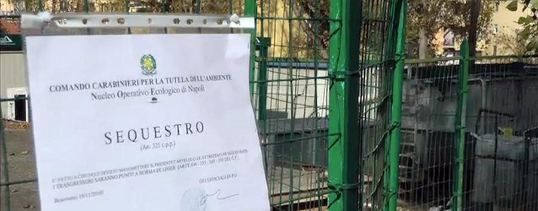 Carabinieri sequestrano il depuratore dell'ospedale Rummo di Benevento