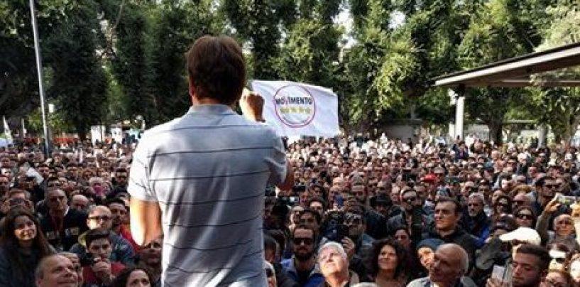 Referendum, 17 parlamentari 5stelle ad Avellino per il No
