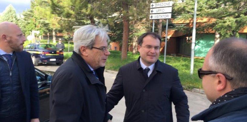 """""""Il Risveglio del Mezzogiorno-Nuove politiche per lo sviluppo"""": l'ex Ministro De Vincenti in città"""
