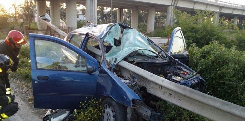 Pozzuoli, incidente nella notte: deceduto 69enne
