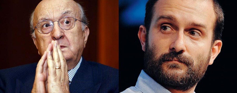 Referendum, faccia a faccia ad Avellino tra Ciriaco De Mita e Matteo Orfini