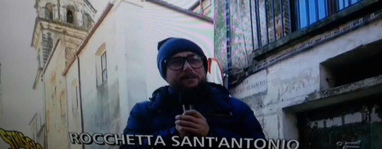 """Avellino torna su Striscia: il """"caso Rocchetta"""" su Canale 5"""