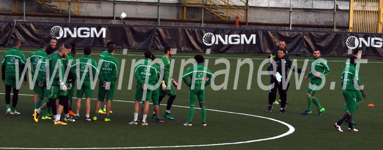 Avellino Calcio – Lupi in campo verso il Bari: il report della ripresa