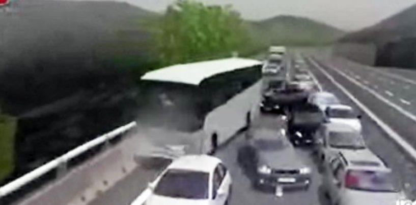 """""""La corrosione dei tirafondi non ha influito sulla resistenza"""". Processo bus, parola ai periti di Autostrade"""