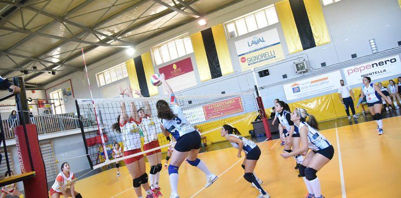 Polisportiva Montoro, tutto pronto per la serie D femminile