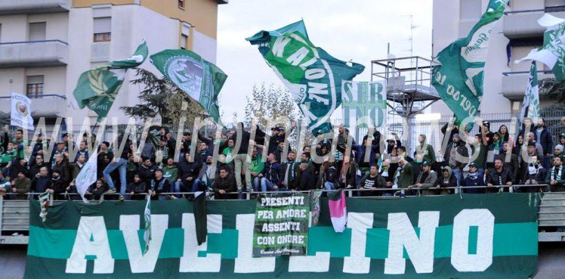 """Avellino Calcio – """"Tutti a Carpi"""". Ma l'impennata in prevendita non c'è"""