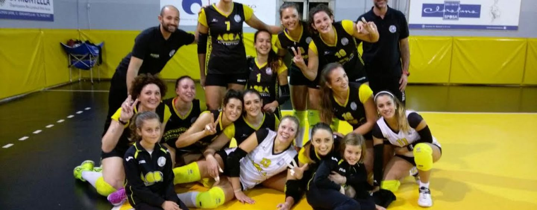 Volley, l'Acca Montella si impone per 3 a 1 al Santa Teresa