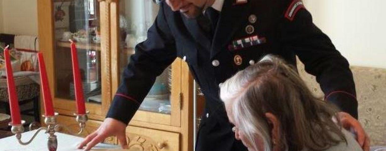 Montella, truffa ai danni di un'anziana: sedicente maresciallo denunciato