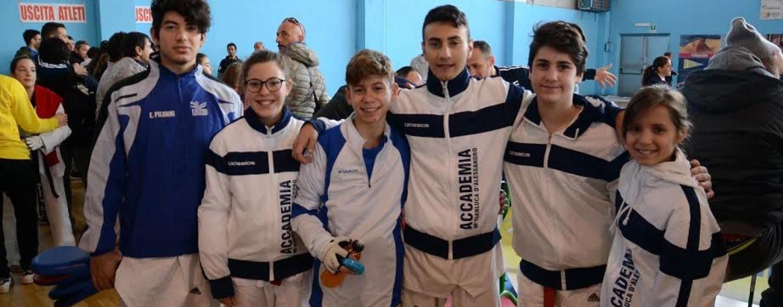 Taekwondo, 13 Medaglie per l'Accademia di D'Alessandro