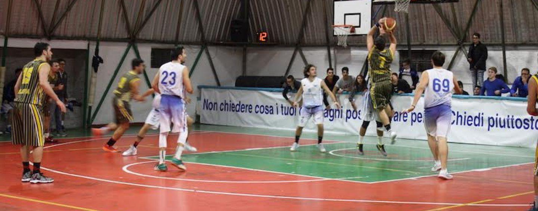 Basket/D, il Cab Solofra sbanca Portici: i gialloblu scappano in classifica