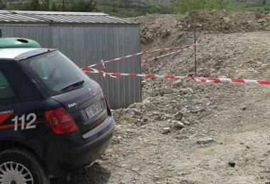 Da Salerno in Alta Irpinia per sversare rifiuti in fondi privati, tre denunce