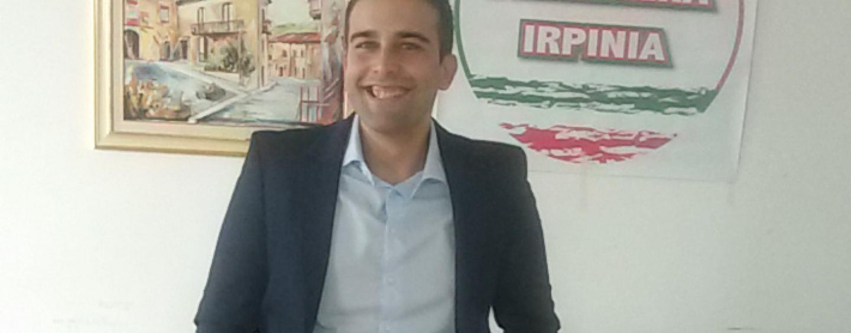 Primavera Irpinia, Natalino conclude la campagna referendaria per il No tra la gente di Manocalzati