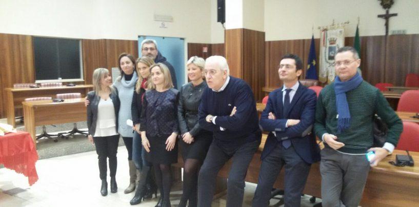 """Il brindisi di Foti: """"Il sindaco non è tutti i mali di un'Amministrazione"""""""