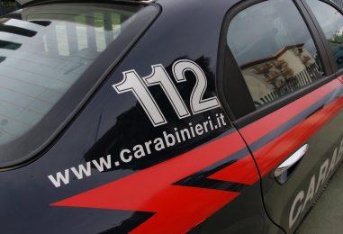Sbancamento illecito a Castelfranci, scatta la denuncia