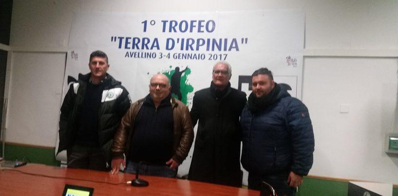 Trofeo Terra d'Irpina, sorteggiati i Gironi. Il 3 e il 4 Gennaio i big sportivi saranno gli under 15