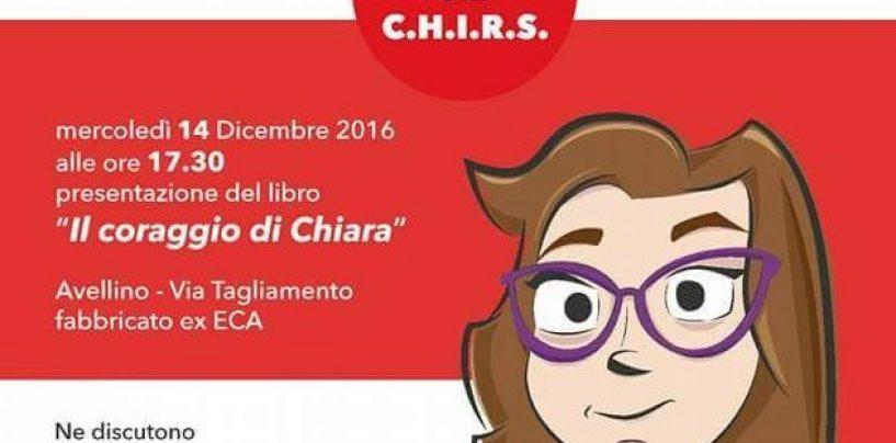 """""""Natale in C.h.r.i.s."""", Chiara Venezia presenta il libro """"Il Coraggio di Chiara"""""""