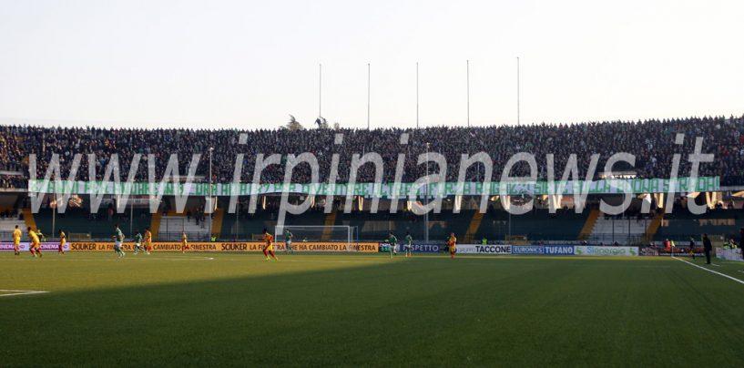 Avellino-Benevento 1-1: la fotogallery di Irpinianews