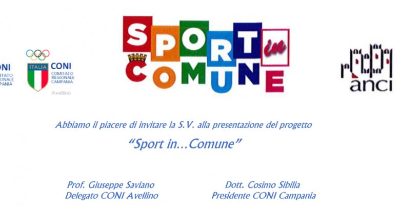 """""""Sport in… Comune"""": martedì la prima edizione all'Itis """"Guido Dorso"""""""