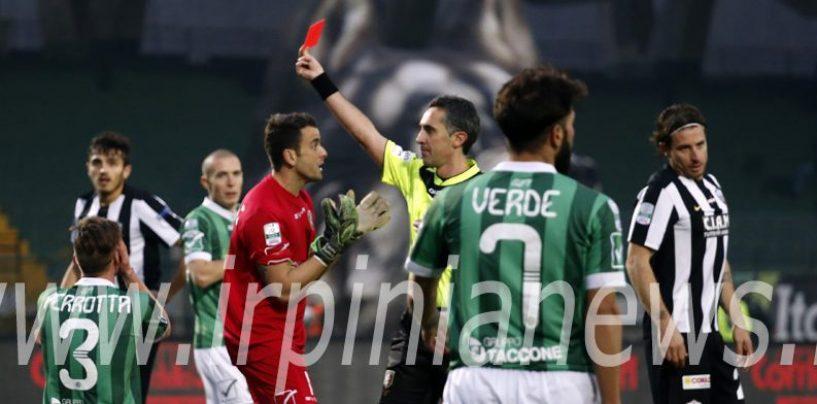Salernitana e Avellino al derby con Aureliano