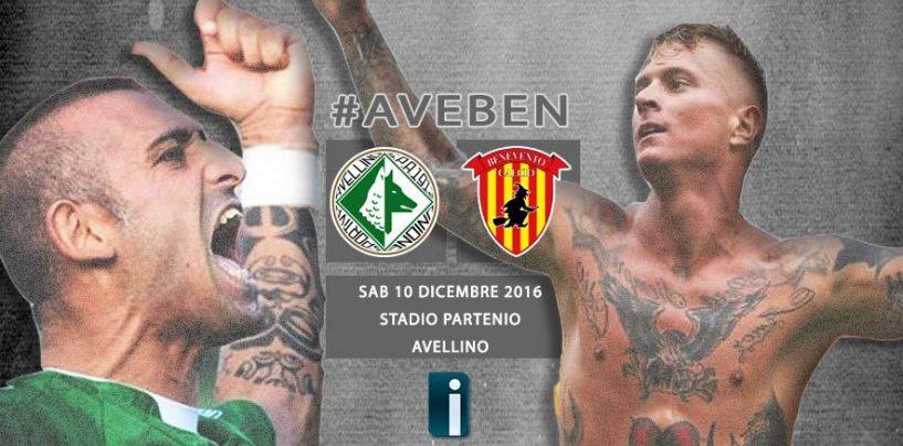 Avellino-Benevento, la probabili formazioni