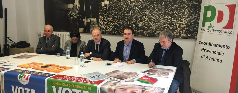 """Referendum, il Pd di Avellino attacca De Mita e il M5S: """"Armata Brancaleone"""""""
