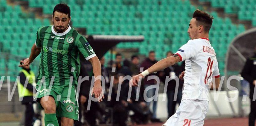 Avellino Calcio – I convocati per il Latina: Gonzalez recupera