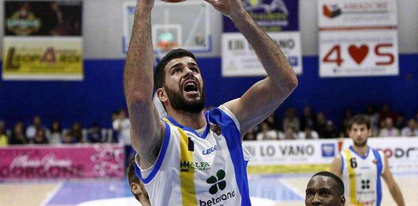 Basket, l'irpino Antonio Iannuzzi approda alla Fiat Torino